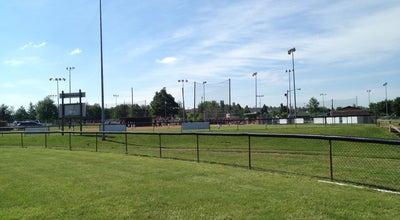 Photo of Baseball Field E.G. Smith Baseball Complex at 9692 Godwin Dr, Manassas, VA 20110, United States