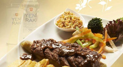 Photo of Steakhouse Rumeli Baharı Restaurant at Hoşnudiye Mah. Bayrak Sok. No:6/4, Eskişehir, Turkey