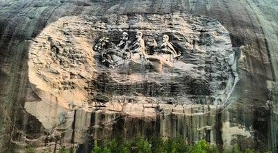 Photo of Nature Preserve Stone Mountain Park at 1000 Robert E. Lee Blvd, Stone Mountain, GA 30083, United States