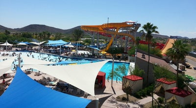 Photo of Water Park Wet 'n' Wild Phoenix at 4243 W Pinnacle Peak Rd, Glendale, AZ 85310, United States