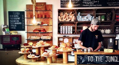 Photo of Coffee Shop Allpress Espresso Bar at 58 Redchurch St, Shoreditch E2 7DJ, United Kingdom