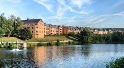Photo of Lake Le Lac at Bld André Oleffe, Louvain-la-Neuve 1348, Belgium