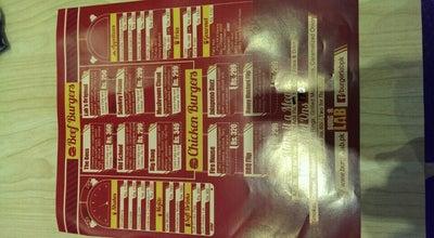 Photo of Burger Joint Burger Lab at Shaheed-e-millat Road, Karachi, Pakistan