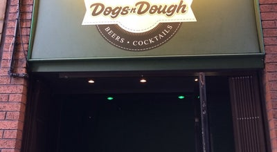 Photo of American Restaurant Dogs 'n' Dough at 17 Bow Lane, Manchester M2 4FW, United Kingdom