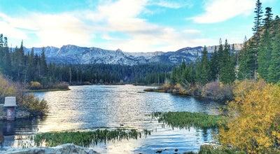 Photo of Lake Twin Lakes at 518 Twin Lks, Mammoth Lakes, CA 93546, United States