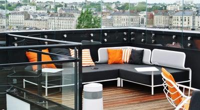 Photo of Roof Deck Vertigo Restaurant - Sky Bar at 3 Mail, NANTES 44000, France