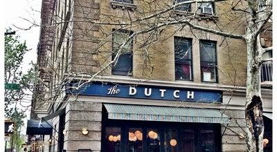 Photo of Seafood Restaurant The Dutch at 131 Sullivan St, New York, NY 10012, United States