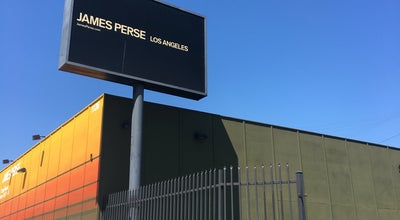 Photo of Clothing Store James Perse at 1128 N Highland Ave, Los Angeles, CA 90038, United States