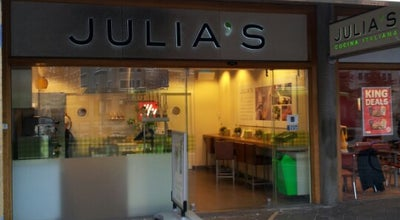 Photo of Italian Restaurant Julia's at Station Amersfoort, Amersfoort, Netherlands