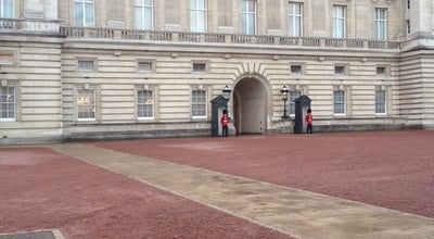 Photo of Monument / Landmark Buckingham Palace Gate at The Mall, London, United Kingdom