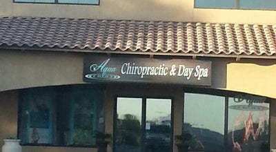 Photo of Spa Aqua Chiropractic and Day Spa at 3970 W 24th St, Yuma, AZ 85364, United States