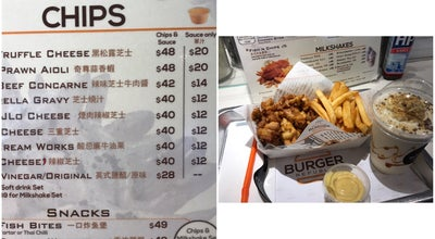 Photo of Burger Joint Burger Republic at Shop F24-26, 1/f, Popcorn, 9 Tong Yin St, Zoeng Gwan juk, Hong Kong