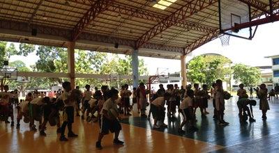 Photo of Basketball Court Martinez Sports Complex at Ateneo De Davao University, Davao City, Philippines