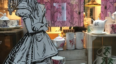 Photo of Tea Room Whittard of Chelsea at Covent Garden Market, London W1D 1BA, United Kingdom