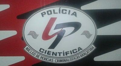 Photo of Police Station Núcleo de Perícias Criminalísticas de Araçatuba. at Brazil