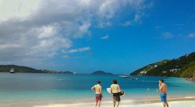 Photo of Beach Magens Beach at 6200 Magens Bay Road, U.S. Virgin Islands