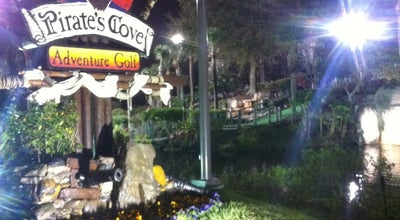 Photo of Golf Course Pirate's Cove Adventure Golf at 8501 International Dr, Orlando, FL 32819, United States
