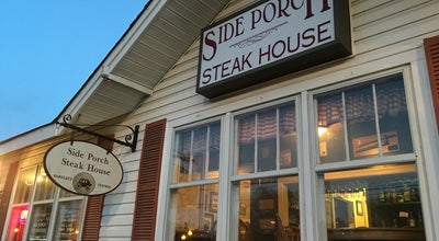 Photo of American Restaurant Side Porch Steak House at 5689 Stage Rd, Memphis, TN 38134, United States