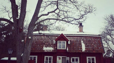 Photo of Cafe Långängens Gård at Lidingö, Sweden