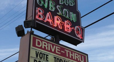 Photo of American Restaurant Big Bob Gibson's Bar-B-Que at 1715 6th Ave Se, Decatur, AL 35601, United States