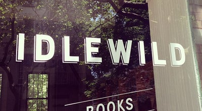 Photo of Bookstore Idlewild Books at 249 Warren St, Brooklyn, NY 11201, United States