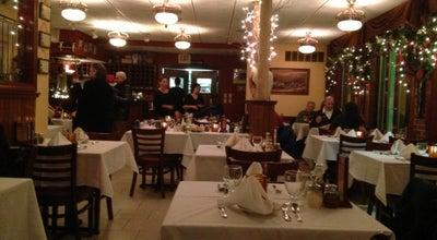 Photo of Italian Restaurant L'Osteria at 104 Salem St, Boston, MA 02113, United States