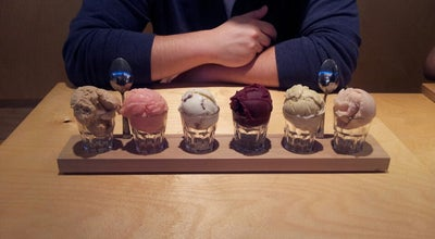 Photo of Ice Cream Shop Les Givrés at 2730, Rue Masson, Montréal, QC H1Y 1W5, Canada