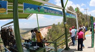 Photo of Tourist Attraction Tirolesa 840 at Estacionamiento Cerro De La Bufa S/n, Zacatecas 98000, Mexico
