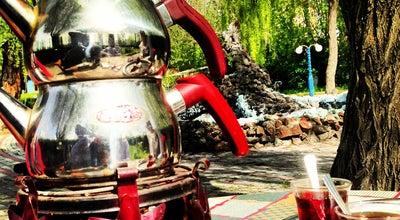 Photo of Tea Room Gar Çay Bahçesi at Istasyon Cad., Afyonkarahisar, Turkey