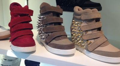 Photo of Shoe Store Aldo at 470 Broadway, New York, NY 10013