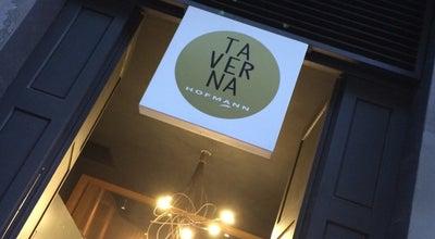 Photo of Mediterranean Restaurant Taverna hofmann at Carrer De Girona, 145, Barcelona 08037, Spain