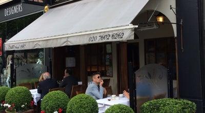 Photo of Italian Restaurant Il Portico at 277 Kensington High Street, London W8 6NA, United Kingdom