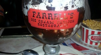 Photo of American Restaurant Farrell's at 10742 Foothill Blvd, Rancho Cucamonga, CA 91730, United States
