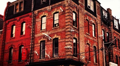Photo of Tourist Attraction Cameron House at 408 Queen St. W., Toronto M5V 2A7, Canada