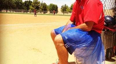 Photo of Baseball Field Big 8 Softball Complex at 43011 N 10th St, Lancaster, CA 93534, United States