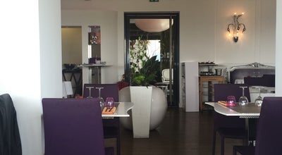 Photo of French Restaurant La Maison at 21 Promenade Georges Pompidou, Marseille 13008, France