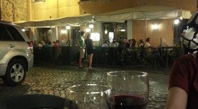 Photo of Italian Restaurant Taverna Cairoli at Piazza Benedetto Cairoli 2/a, Rome 00186, Italy