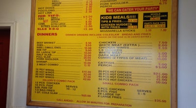 Photo of BBQ Joint Hillery's Kenosha Bar-B-Q at 7613 Sheridan Rd, Kenosha, WI 53143, United States