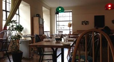 Photo of Cafe Spoon Cafe Bistro at 6a Nicolson Street, Edinburgh EH8 9DH, United Kingdom