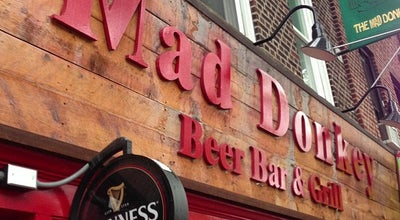 Photo of Restaurant Mad Donkey Beer Bar & Grill at 3207 36th Ave, Astoria, NY 11106, United States