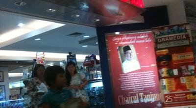Photo of Bookstore Gramedia at Mal Malioboro, Yogyakarta, Indonesia