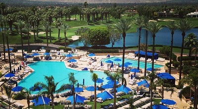 Photo of Hotel JW Marriott Desert Springs Resort & Spa at 74855 Country Club Dr, Palm Desert, CA 92260, United States