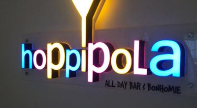 Photo of Bar Hoppipola - All Day Bar & Bonhomie at 032, Terrace Mainland China, Bangalore, India