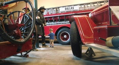Photo of Museum Dallas Fire Fighters Museum at 3801 Parry Ave, Dallas, TX 75226, United States