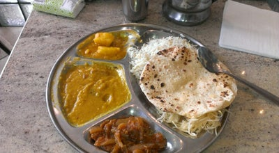 Photo of Indian Restaurant Pushap Sweets at 5195 Rue Pare, Montreal H4P 1P4, Canada