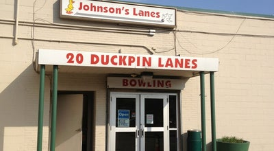 Photo of Bowling Alley Johnson's Duckpin Lanes at 2100 Dixwell Ave, Hamden, CT 06514, United States