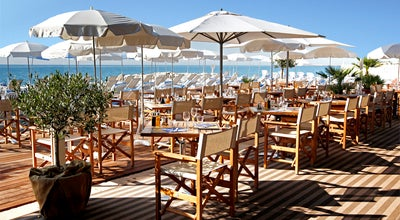Photo of Modern European Restaurant Regence Plage by Radisson Blu at 223 Promenade Des Anglais, Nice 06200, France