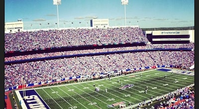 Photo of Football Stadium New Era Field at 1 Bills Dr, Orchard Park, NY 14127, United States