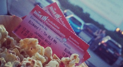Photo of Movie Theater DRIVE IN Autokino at Tambourstraße 1, Kornwestheim 70806, Germany