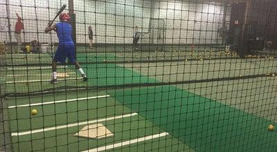 Photo of Baseball Field Strikezone Baseball Academy at 826 S Pickett St, Alexandria, VA 22304, United States